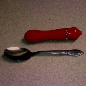 Bottle Rocket Spoon